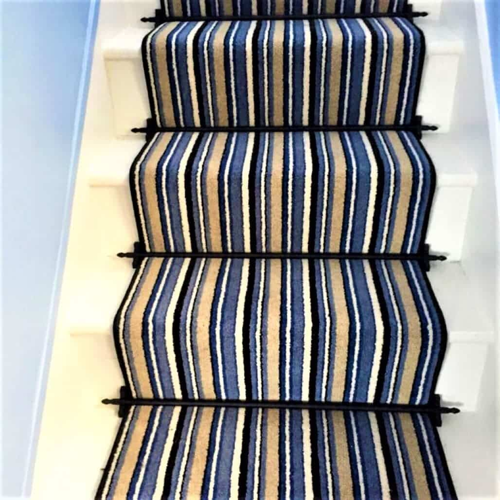 style with stairrods stair rod in Yorkshire at Floormaster
