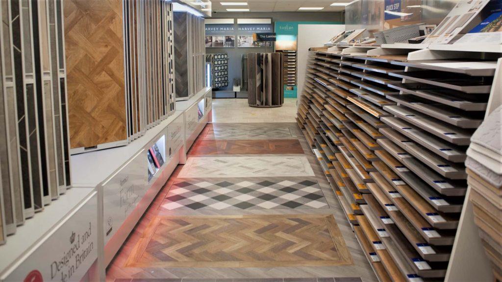 floormaster showroom