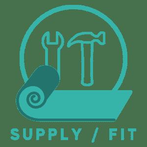 Supply & Fit Carpet or Flooring