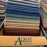 Adams Carpets Retailers, Adams Carpets Display At Floormaster Yorkshire